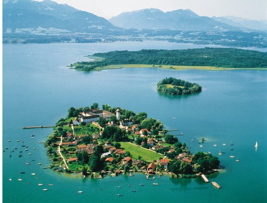 © Chiemsee Tourismus e.V. & Co. KG